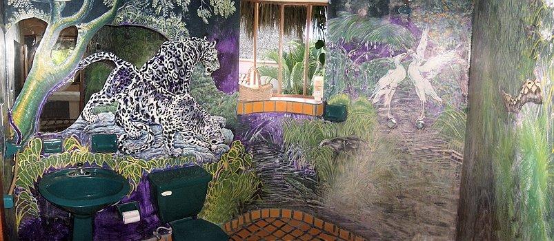 Tree house 3 la manzanilla mexico vacation rental jalisco - Tree house bathroom ...